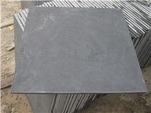 China Honed Blue Limestone Slab and Tile