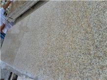 China Yellow Rusty Granite,Zhangpu Rusty Granite