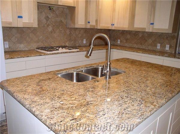 Santa Cecilia Kitchen Countertop