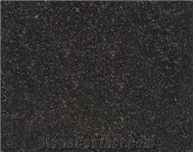Zimbabwe Black Granite Slab