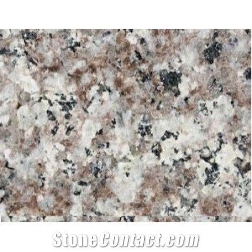 Almond Mauve Granite Tiles China Pink