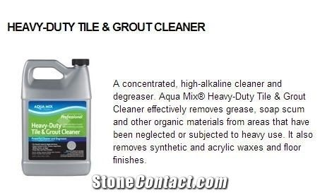 Heavy Duty Tile Grout Cleaner