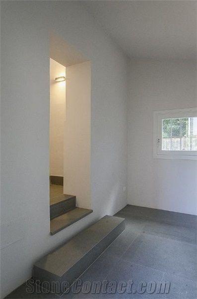 Pavimento in Pietra Serena Slabs Tiles, Pietra Serena Sandstone ...