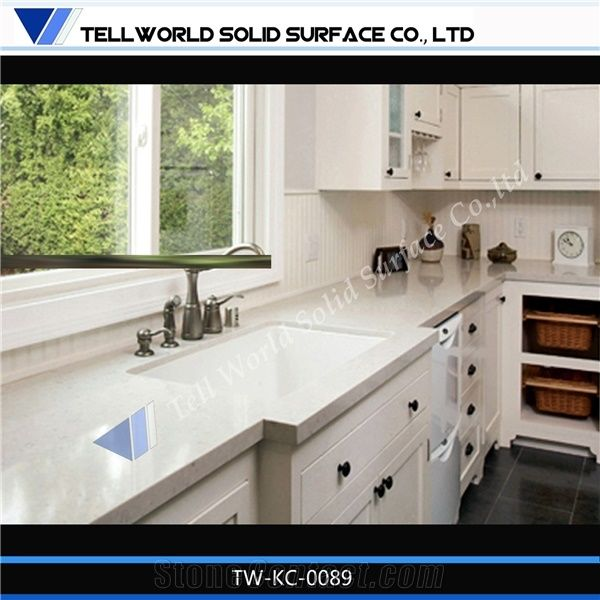 Artificial Stone,Acrylic Solid Surface Used in Kitchen Counter ...