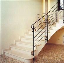 Stairs natural stone - Limestone stairs