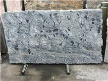 Aspen White Granite Slabs, Brazil White Granite