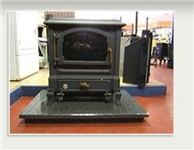 Granite Stone Hearth