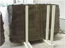 Chios Dark Brown Marble 2cm Slabs
