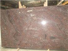 Rosa Fantasy Granite Slabs & Tiles, Red Polished Granite Floor Tiles, Wall Tiles