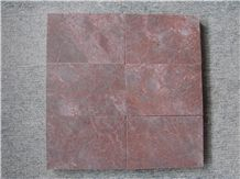 China Rosso Levanto Red Marble Building Walling Slabs,Machine Cutting Tiles French Pattern Panel