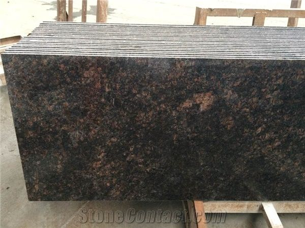 Tan Brown Granite Slab Tile Indian Granite Stonecontact Com