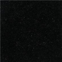China Black Galaxy Granite Tiles