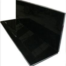 China Black Granite Polished Kitchen Countertops