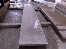 G682 Yellow Granite Polished Stair