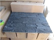 Nature Split Grey Slate Wall Tile, China Grey Slate