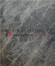 Azura Grey Marble Slabs & Tiles, Turkey Grey Marble