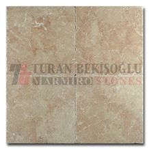 Crema Eda Rosa - Red Marble Tiles & Slabs