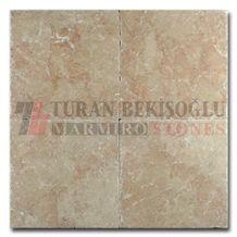 Crema Eda Rosa - Red Marble Tiles & Slabs