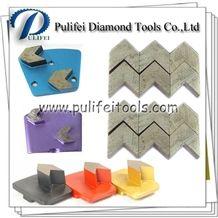 Diamond Concrete Floor Surface Grinding Disc Segment Diamond Grinding Segment