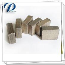 Stone Cutter Part Of Diamond Granite Cutting Segment for Granite Cutting Saw Blade