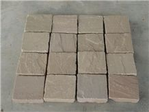 Autumn Brown Sandstone Cobbles