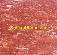 Rose Red Marble Slab/Tile