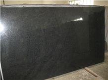 Rajasthan Black Slabs & Tiles, India Black Granite
