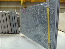 Verde Marina Granite Slabs & Tiles, India Green Granite