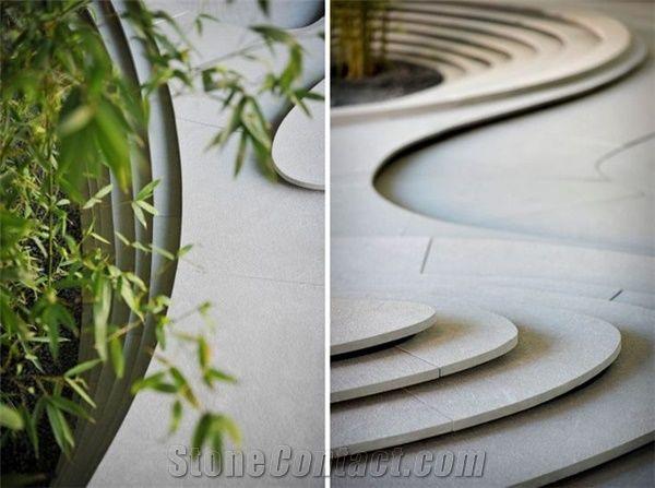 Garden Stone, Garden Landscaping Stones,Garden Design   Courtyard  Decoration, White Garden U0026 Palisade