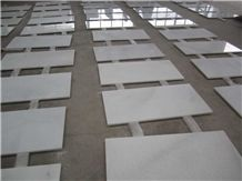 China Absolute White Marble Tile, a Grade, Crystal White Marble Slabs & Tiles