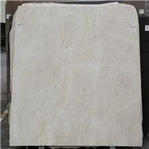 Ivory Cream Marble Slabs and Tiles