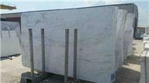 Pigon White Marble Slabs
