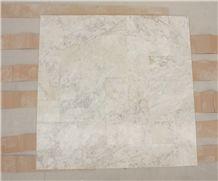 White Cream Pagala Marble Slabs & Tiles, Togo White Marble