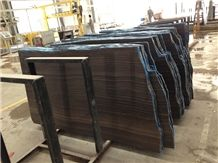 Vein Cut Eramosa Brown Slab,Marble Stone Price,Tobacco Brown Marble Slabs