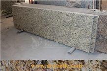 New Venetian Gold Yellow Brazil Granite Kitchen Worktops