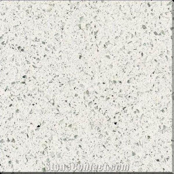 white manmade quartz artificial quartz big slab  half slab