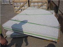 G341 Granite Big Round Plate