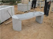 G341 Granite Garden Bench