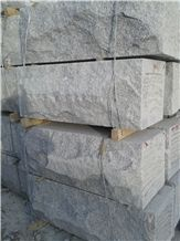 G341 Granite Mushroom Wall Stone