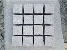 G341 Grey Granite Cube Stone & Pavers