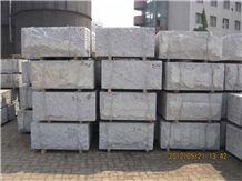 G341 Grey Granite Mushroom Walling Stone