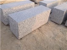 Granite Outdoor Seat Stone, Red Granite Bench & Table