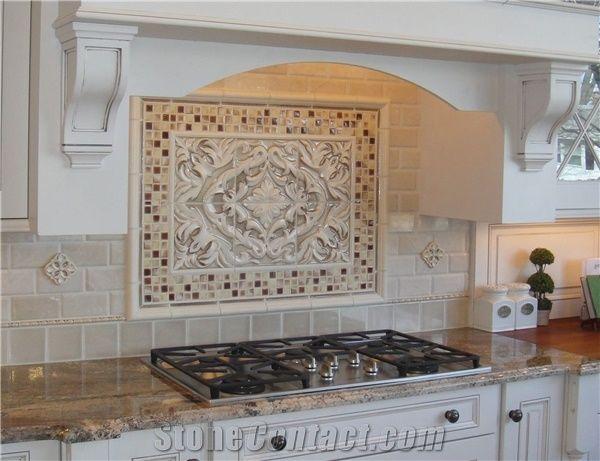 Bullnose Tile Kitchen Backsplash