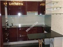 Black Quartz Stone Kitchen Desk Top Of Silestone Quality Engineer Stone Solid Surface Kitchen Countertops