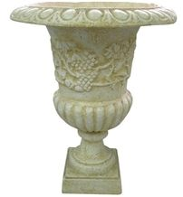 Sandstone Vite Feature Urn
