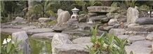 Alpine Schist Feature Garden Rock