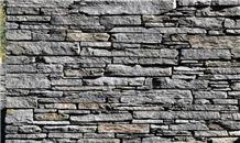 Gibbston Schist Stone Masonry Dry Wall