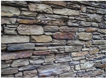 Kingston Schist Split Wall