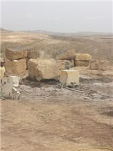 Pietra Di Jerissa, Tunisia Brown Marble Block