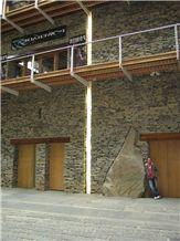 Stone Building, Masonry, Walling